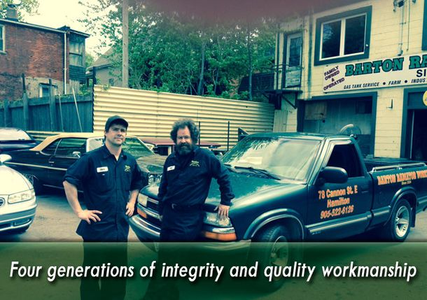 Four generations of integrity and quality workmanship | Bill Wilson and Son David